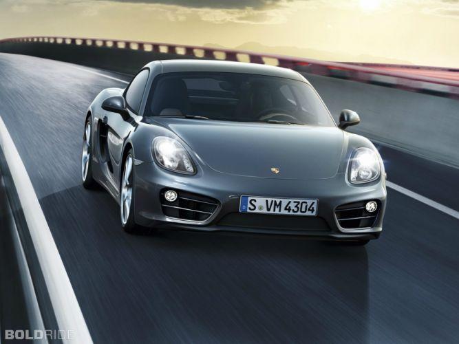 2014 Porsche Cayman sportcar y wallpaper