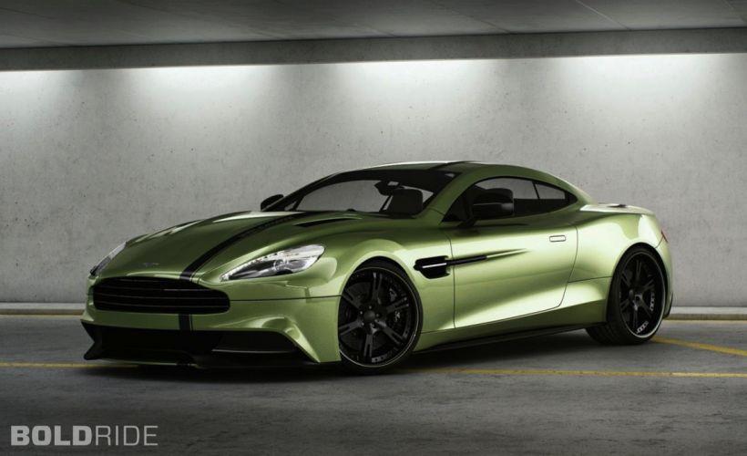 2013 Wheelsandmore Aston Martin Vanquish tuning f wallpaper