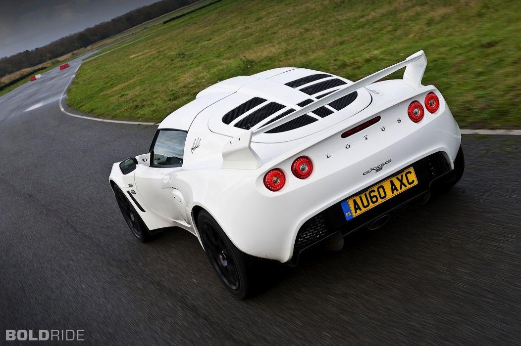 2011 Lotus Exige Roger Becker supercar     t wallpaper