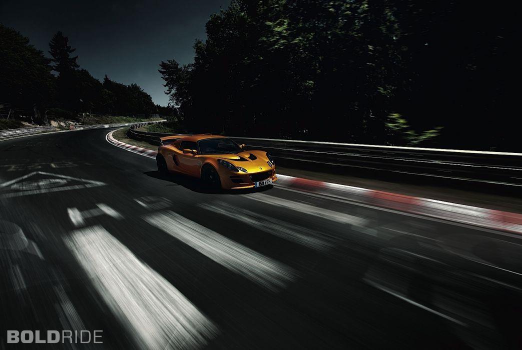 2011 Lotus Exige S supercar wallpaper