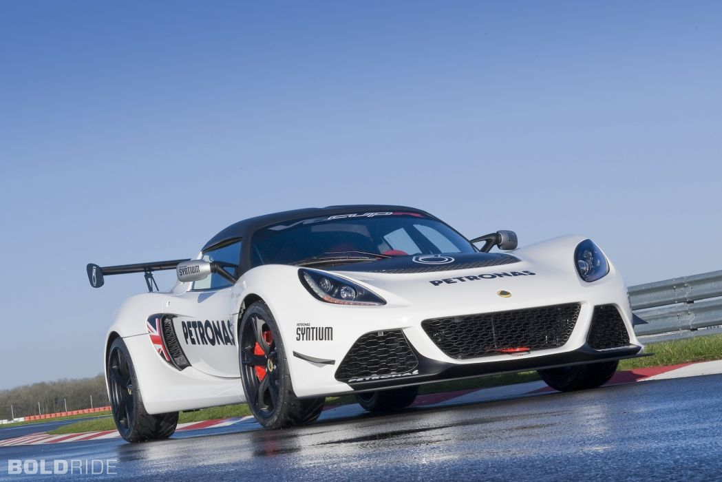2013 Lotus Exige V6 Cup-R supercar race cars      f wallpaper