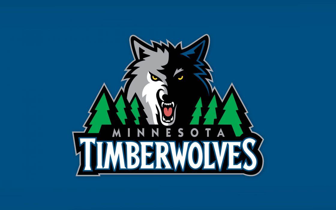 basketball nba Minnesota Timberwolves wallpaper