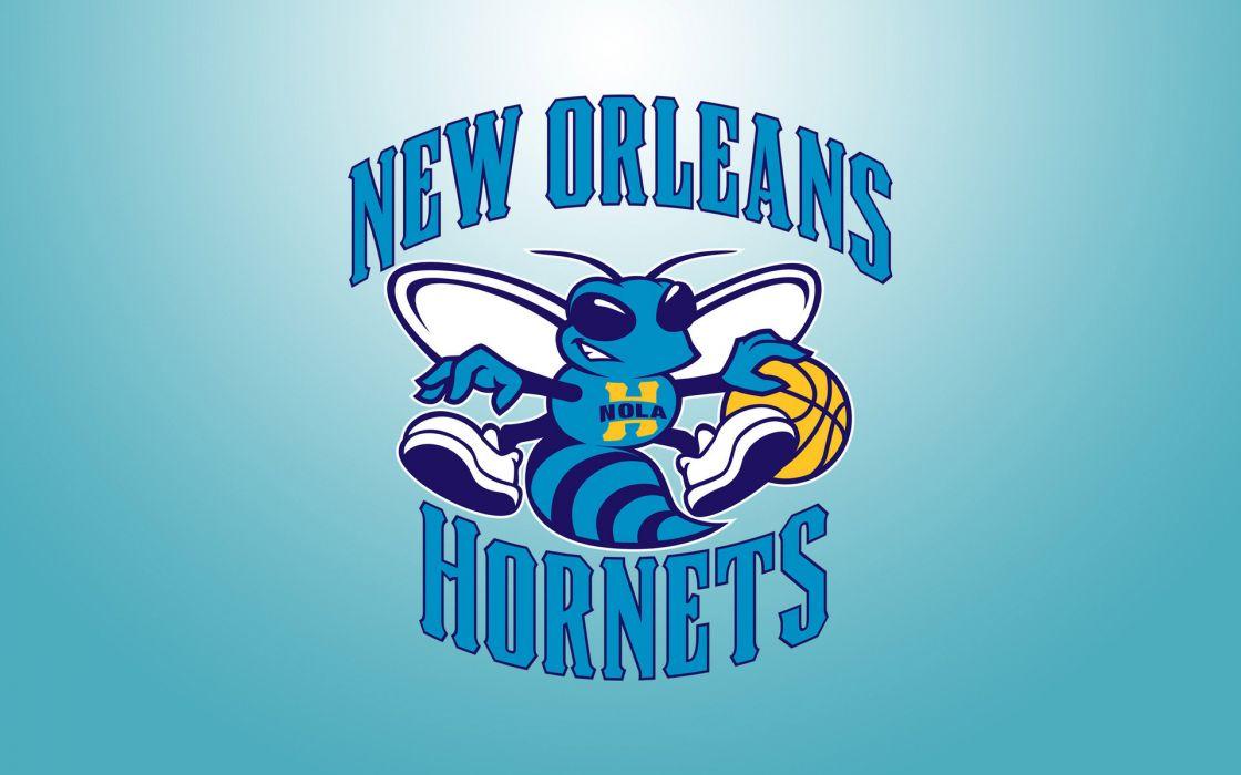 basketball nba New Orleans Hornets wallpaper