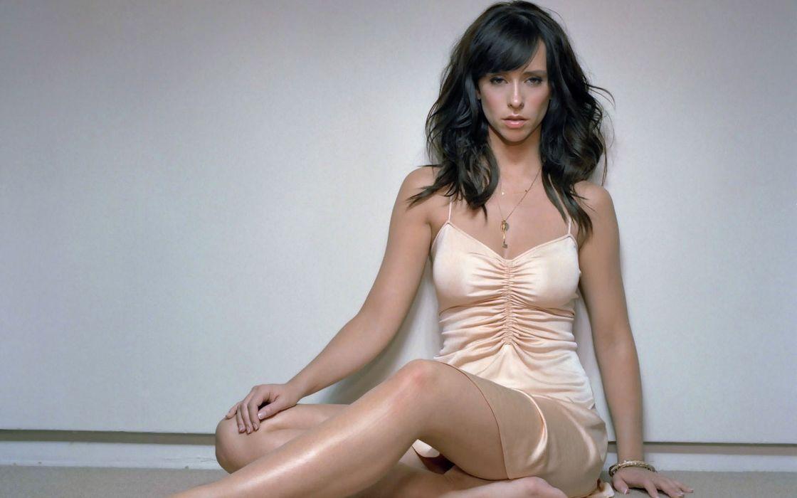 Jennifer Love Hewitt actress women females girls celebrity brunettes sexy babes wallpaper