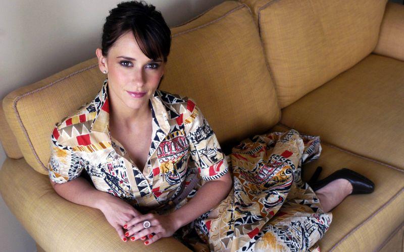 Jennifer Love Hewitt actress women females girls celebrity brunettes sexy babes pov face e wallpaper