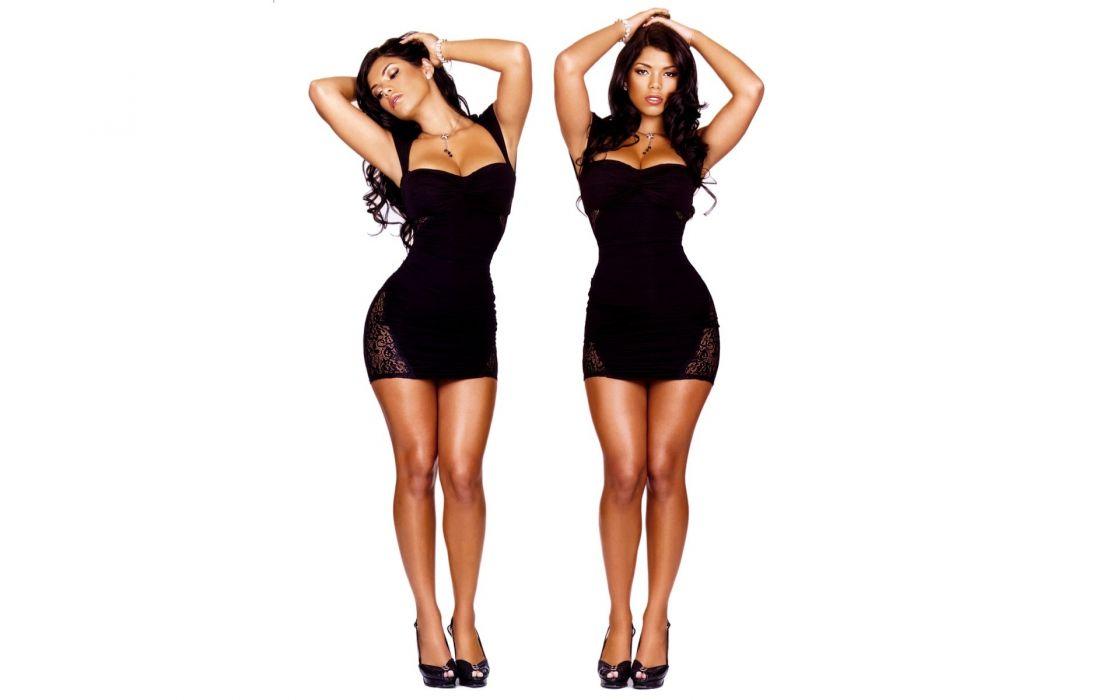 Suelyn Medeiros actress women models brunettes sexy babes face eyes pov      t wallpaper
