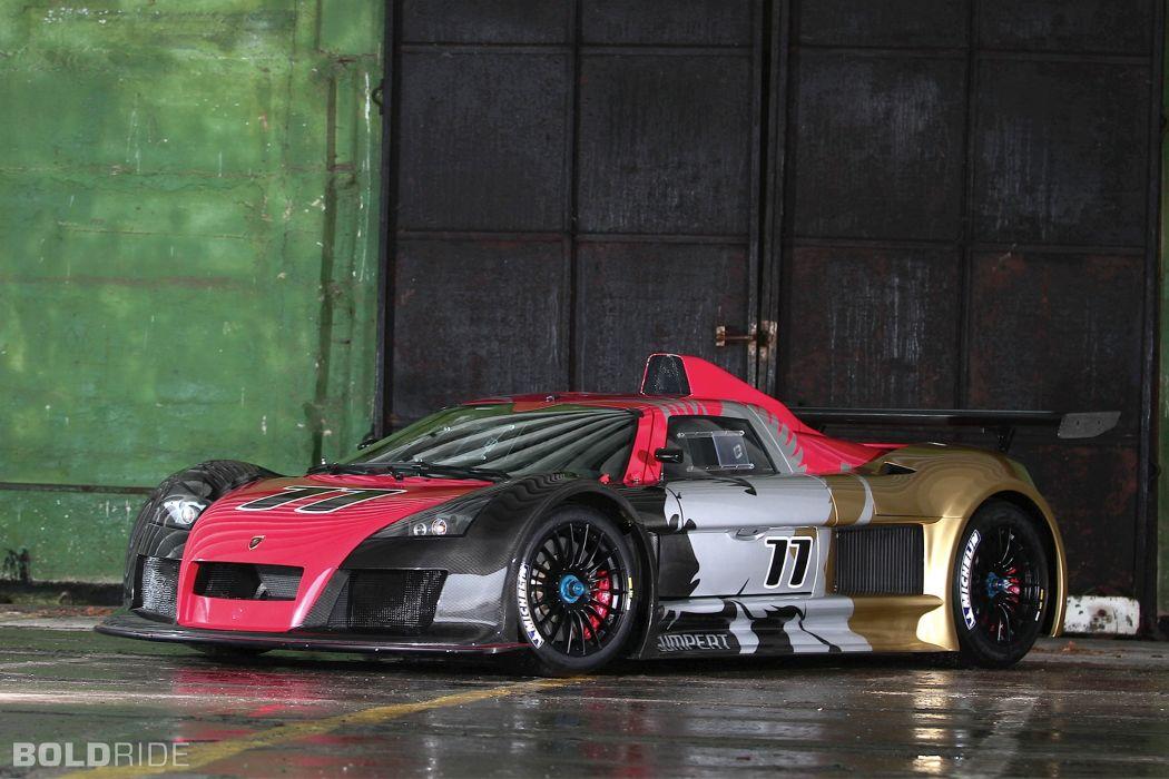 2012 Gumpert Apollo R supercar race cars   r wallpaper