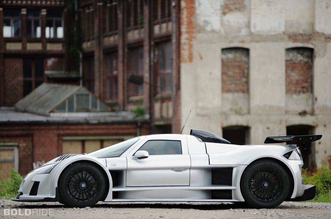 2007 Gumpert Apollo Sport supercar     q wallpaper