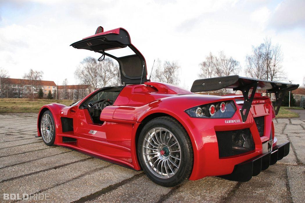 2007 Gumpert Apollo Sport supercar     r wallpaper