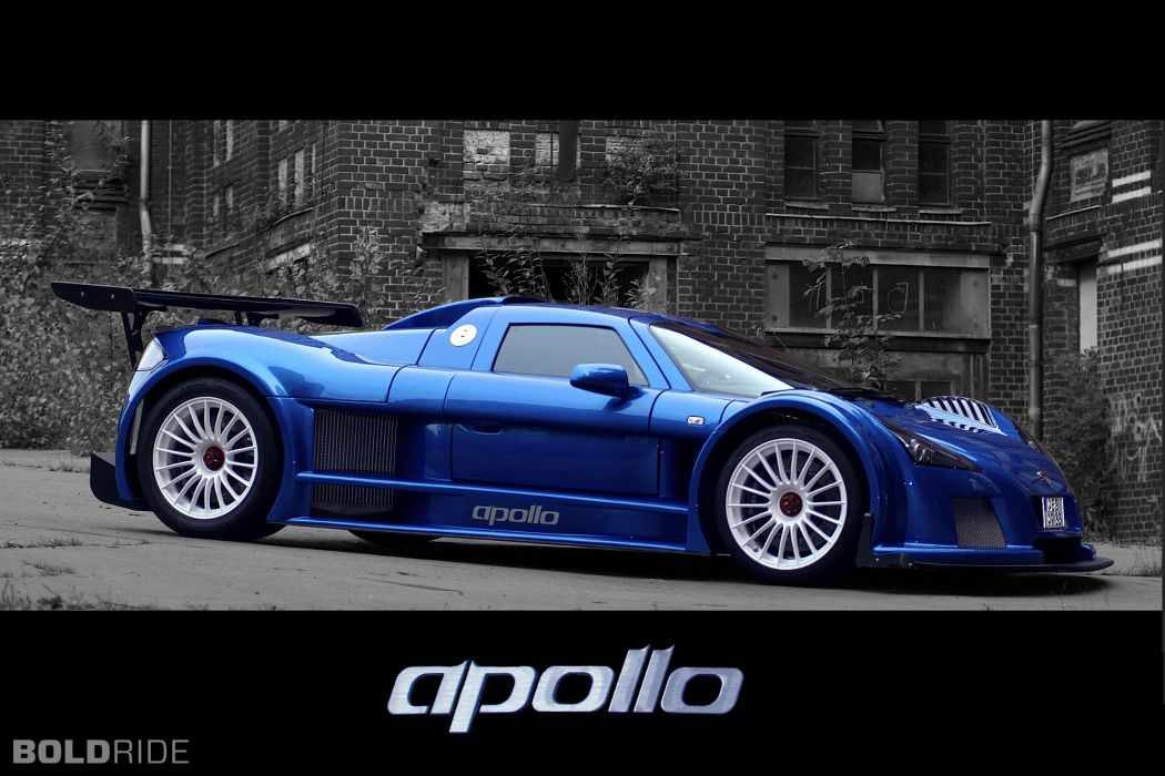 2008 Gumpert Apollo Sport supercar      r wallpaper