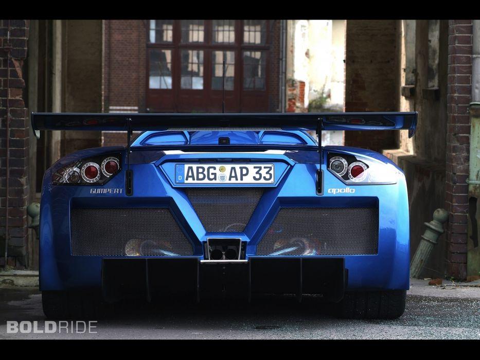 2008 Gumpert Apollo Sport supercar    e wallpaper