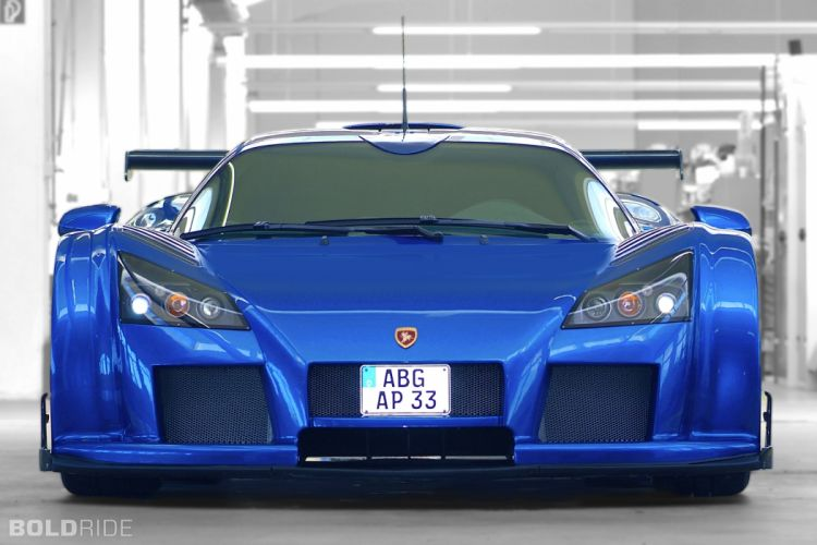 2008 Gumpert Apollo Sport supercar wallpaper