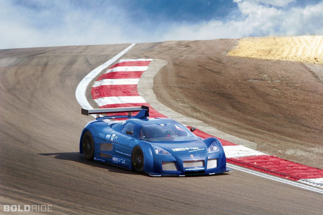 2007 Gumpert Apollo supercar     y wallpaper