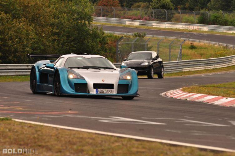 2009 Gumpert Apollo Sport supercar e wallpaper