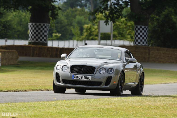 2011 Bentley Continental Supersports sportcar luxury i wallpaper