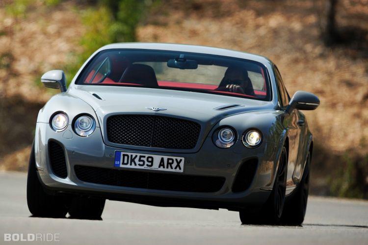 2011 Bentley Continental Supersports sportcar luxury e wallpaper