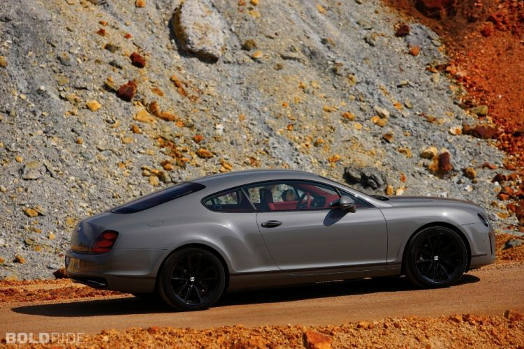 2011 Bentley Continental Supersports sportcar luxury e wallpaper