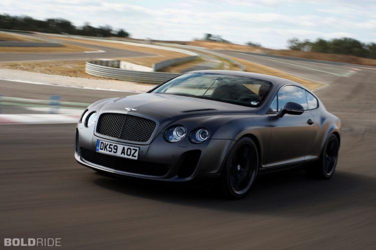 2011 Bentley Continental Supersports sportcar luxury t wallpaper