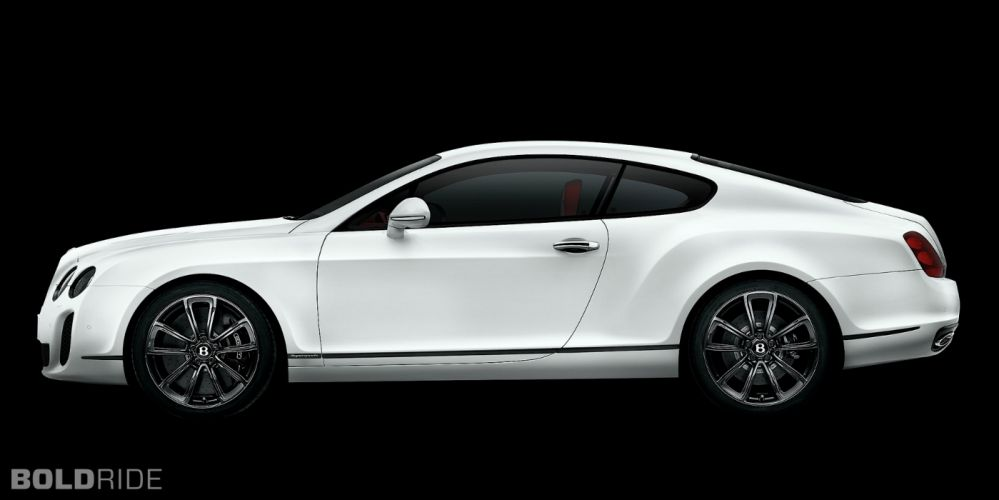 2011 Bentley Continental Supersports sportcar luxury w wallpaper
