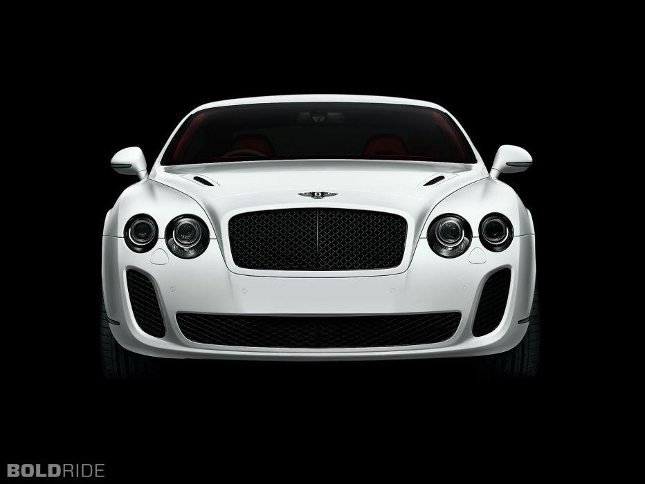 2011 Bentley Continental Supersports sportcar luxury wallpaper