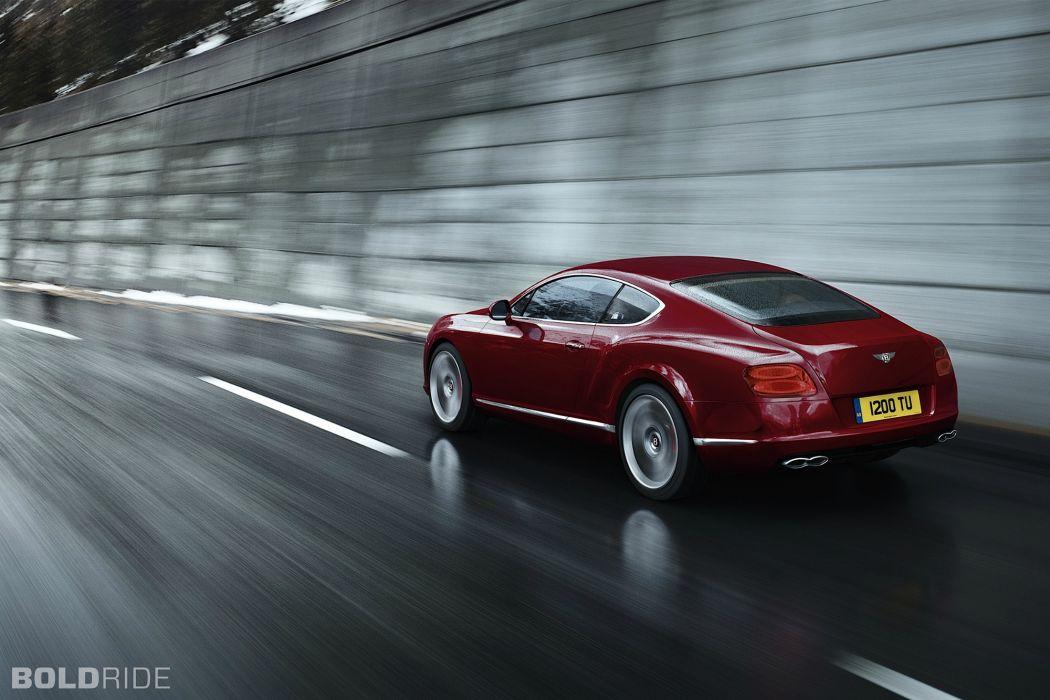 2013 Bentley Continental GT V8 luxury supercar        q wallpaper