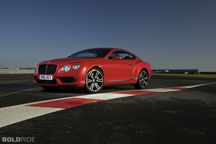 2013 Bentley Continental GT V8 luxury supercar r wallpaper