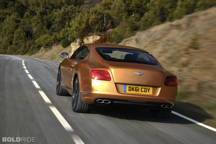 2013 Bentley Continental GT V8 luxury supercar w wallpaper