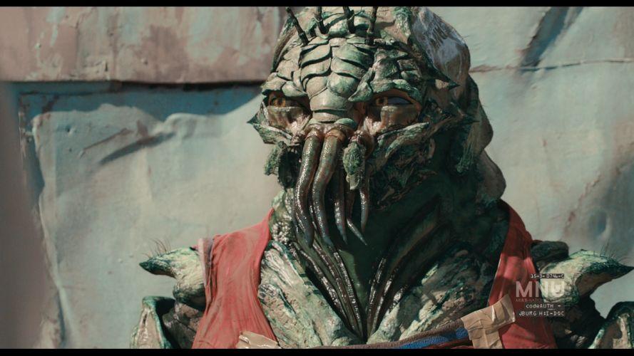 District 9 Alien Face movies sci-fi wallpaper