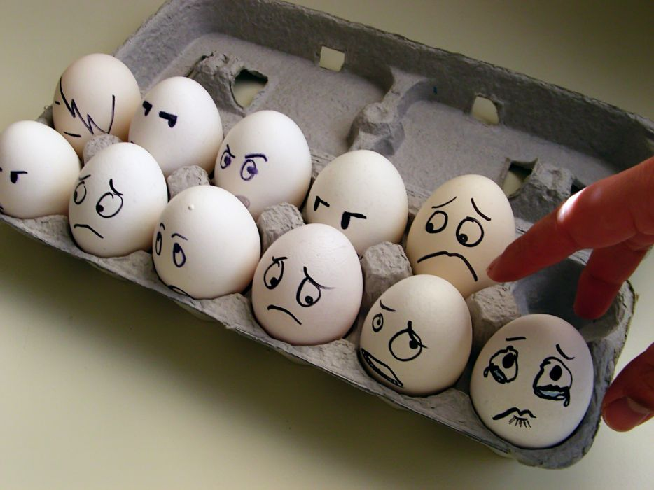 humor funny situation mood sad sorrow egg cartoon emotion tears faces wallpaper