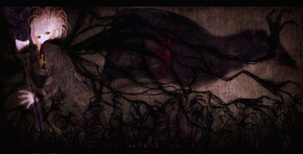 GUILTY CROWN Yuzuriha Inori wallpaper