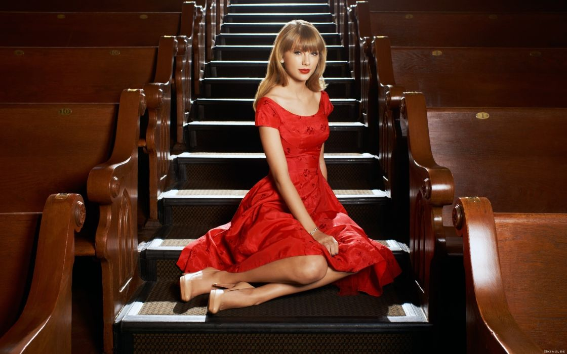Taylor Swift singer country women females girls blondes sexy babes pov wallpaper