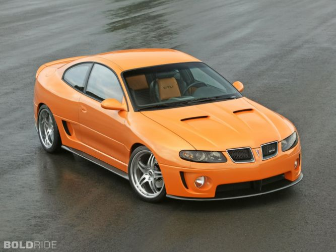 2004 Pontiac GTO Ram Air 6 sportcar tuning t wallpaper