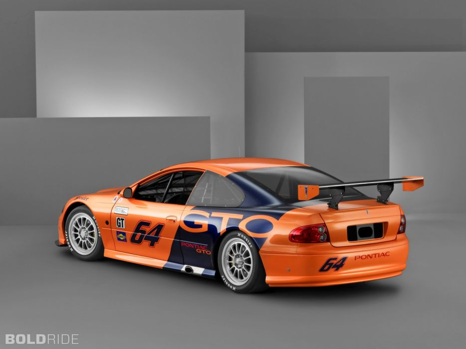 2005 Pontiac GTO Grand Am Series Race Cars tuning     t wallpaper