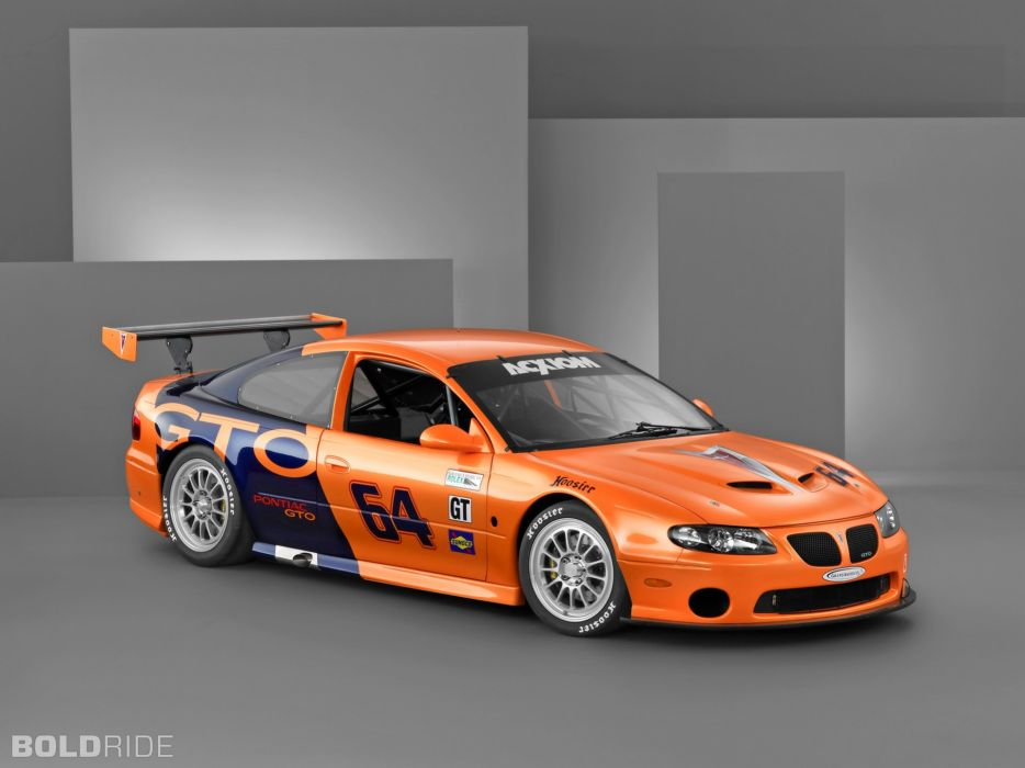 2005 Pontiac GTO Grand Am Series Race Cars tuning wallpaper