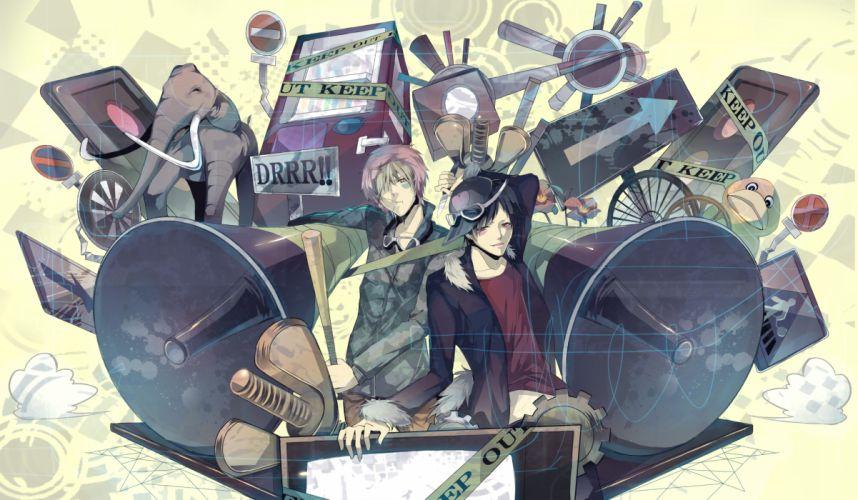 Durarara!! wallpaper