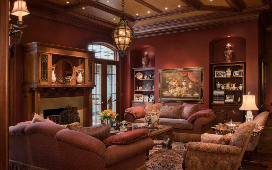 interior design room furniture wallpaper