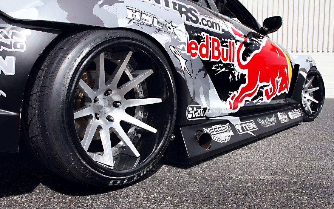 Mazda RX-8 Drift Tuning sportcar wallpaper