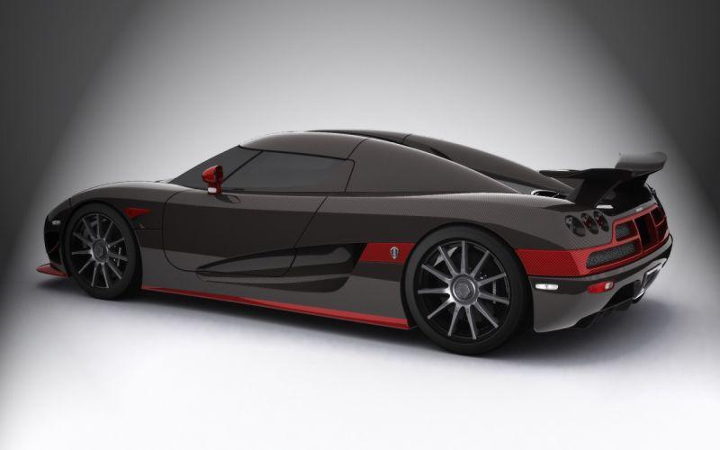 Koenigsegg supercar wallpaper
