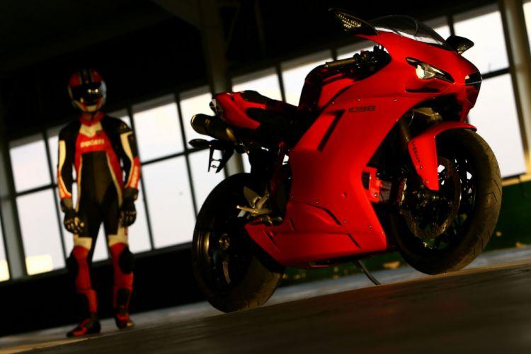 Ducati 1098 Sportbike wallpaper