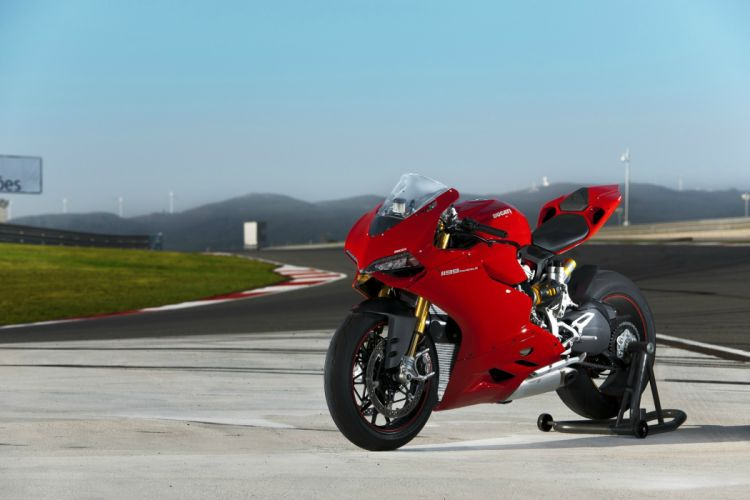 Ducati 1199 Sportbike wallpaper