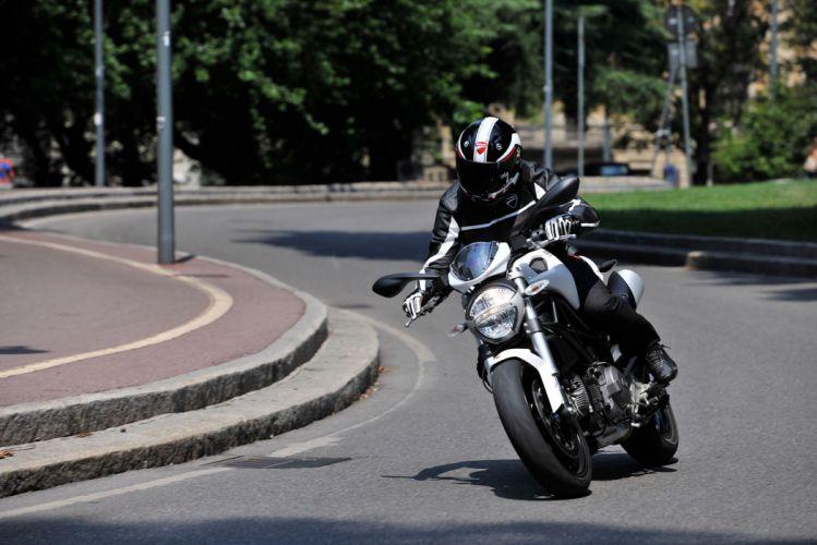 Ducati Naked Streetfighter Sportbike wallpaper