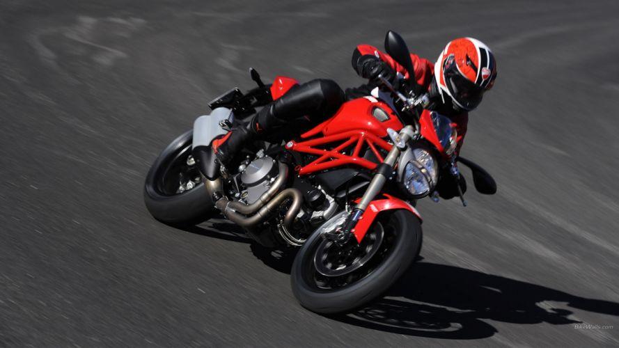 Ducati Monster Sportbike wallpaper