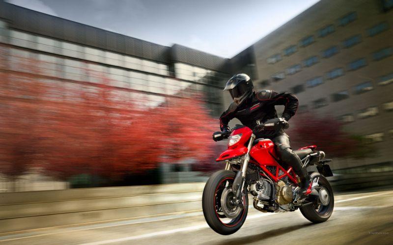 Motion Blur Ducati Naked wallpaper