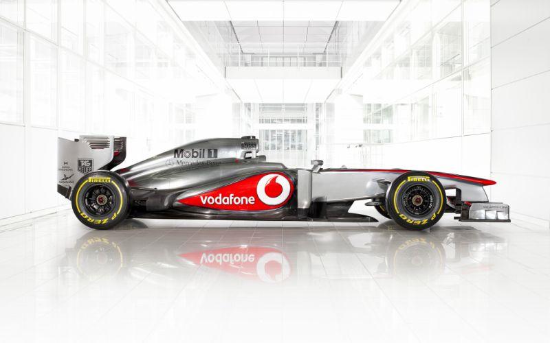 Formula One F1 Race Car wallpaper