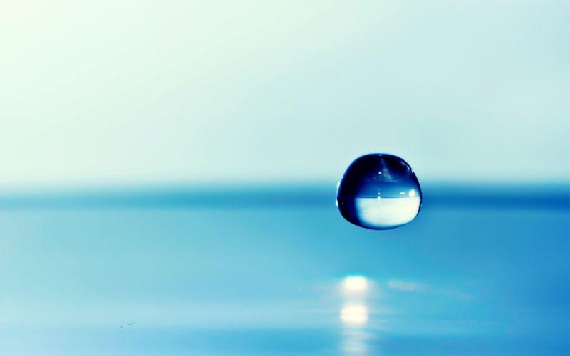 drops water macro wallpaper