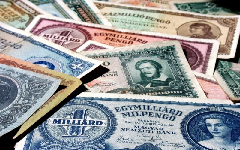 money notes paper currency wallpaper