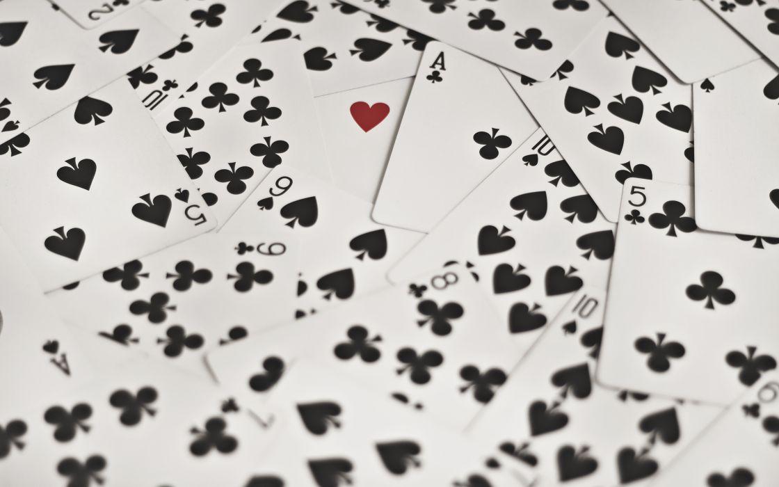 Playing Cards Heart Wallpaper 2880x1800 45556 Wallpaperup