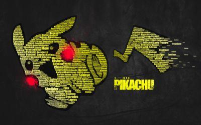 Pokemon Pikachu Ash Ketchum Zekrom Reshiram Victini ...