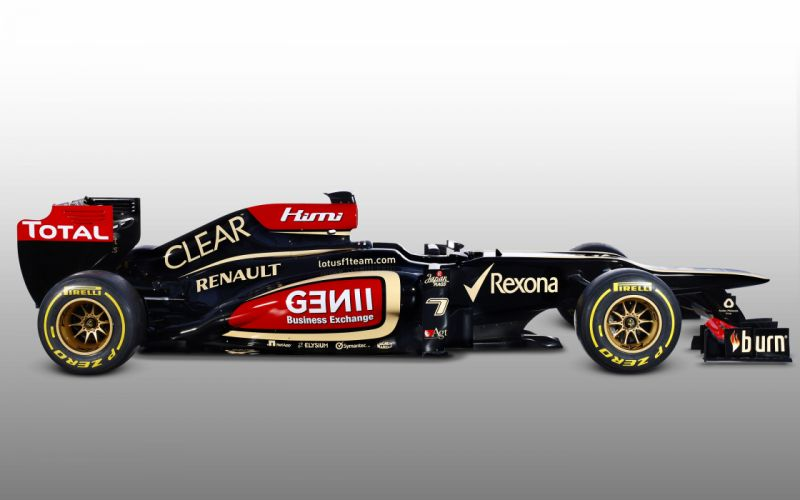 Race Car Formula One F1 Lotus wallpaper