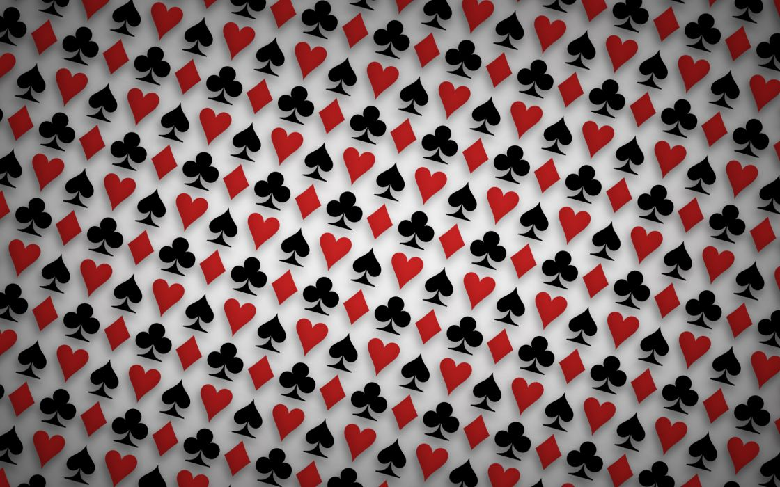 Suit Spades Hearts background texture cards pattern wallpaper